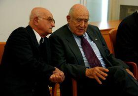 Hugo Marom (rechts). Foto: Archiv des Tschechischen Rundfunks - Radio Prag