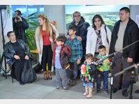 Les réfugiés chrétiens d'Irak, photo: ČTK
