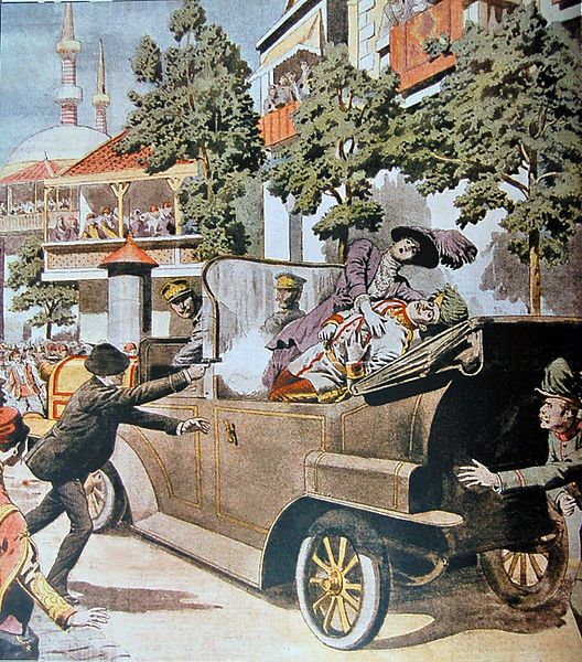 assassination of franz ferdinand One hundred years ago today in sarajevo, a serb nationalist shot to death at point-blank range the archduke franz ferdinand, heir to the throne of the austro.
