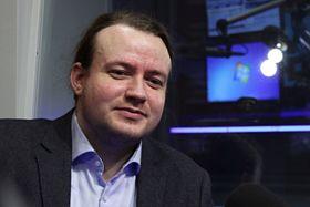 Michal Macháček, photo: Lukáš Vedral, ČRo