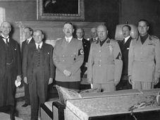 «Мюнхенский сговор», фото: Bundesarchiv 183-R69173 / CC-BY-SA