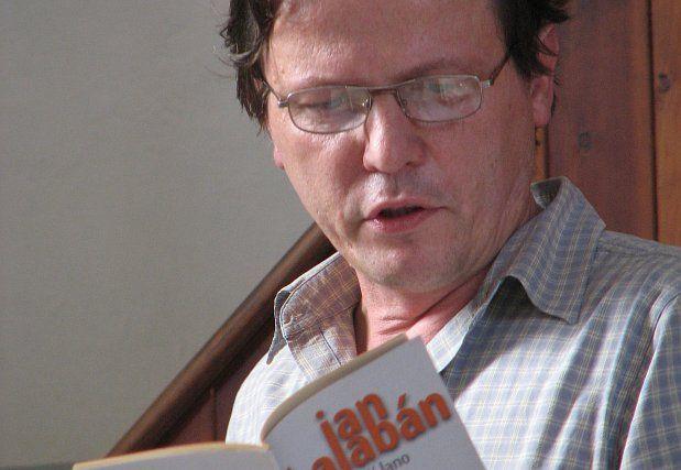 Радио Прага - Ян Балабан: Литературе следует вернуть голос
