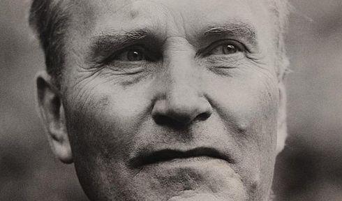 Jan Patočka: foto: Jindřich Přibík, archivo de Jan Patočka, CC 3.0