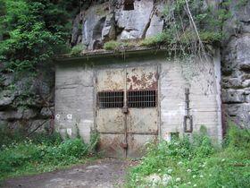 L'usine nazie de Rabštejn, photo: Radek Bartoš, CC BY-SA 3.0