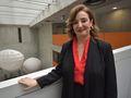 L'ambassadrice Karima Bardaoui, photo: Ondřej Tomšů