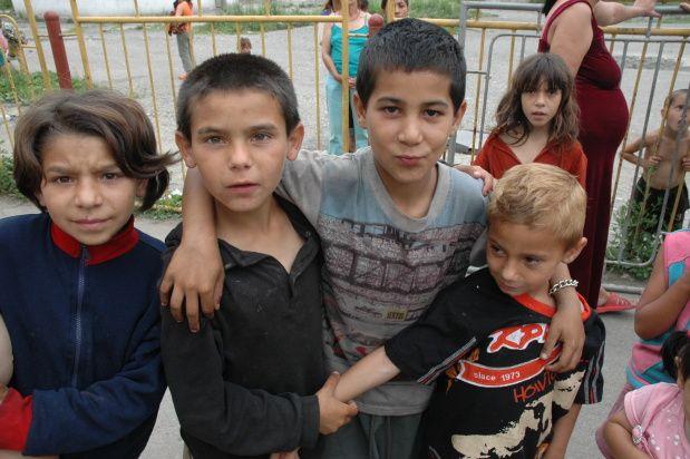 "Kinder Garden: British Study: Placing Czech Roma Children In ""special"