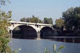 Libeň bridge, photo: Petr Vilgus, CC BY-SA 2.5