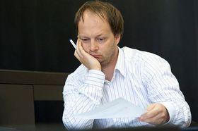 Václav Láska, photo: Filip Jandourek