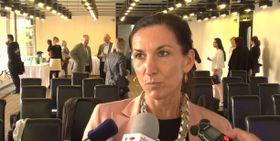 Monika Palatková (Foto: YouTube Kanal von Regionální televize)