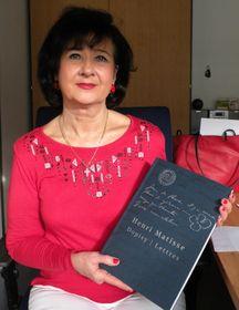 Lenka Froulíková, photo: Magdalena Hrozínková