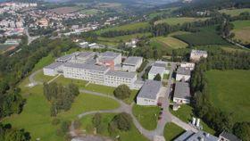 Больнице Прахатице, фото: Больнице Прахатице