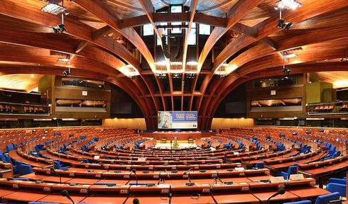 Europarat - Rada Evropy (Foto: Adrian Grycuk, CC BY-SA 3.0 pl)