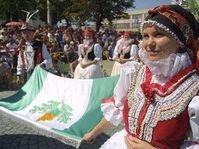 Folklore festival in Kyjov, photo: CTK