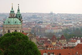 Prag (Foto: Archiv des Tschechischen Rundfunks - Radio Prag)