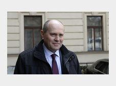 Josef Postránecký, photo: CTK