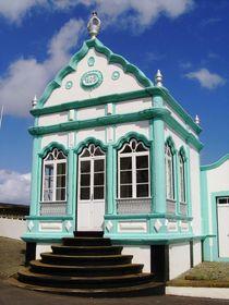Teatro o Imperio del Espíritu Santo en Porto Martins, foto: free domain