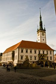 Olomoucká radnice, foto: Vít Pohanka