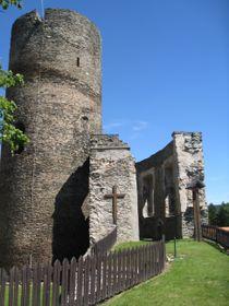 Château de Svojanov, photo: Denisa Tomanová