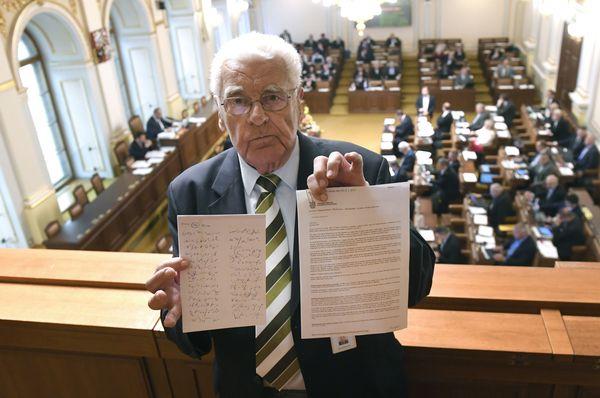Иржи Новак (Фото: ЧТК)