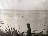Tomáš Lom in the Bahamas, photo: archive of Tomáš Lom