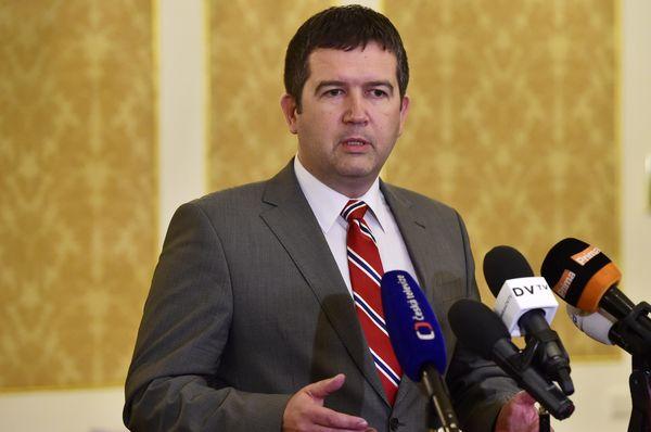 Jan Hamáček, foto: ČTK