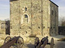 La capilla románico-gótica de San Erhardo y Santa Úrsula, foto: CzechTourism
