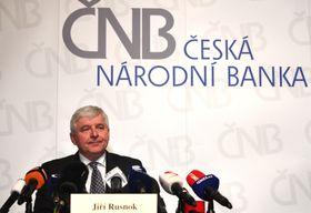 Jiří Rusnok, photo: ČTK