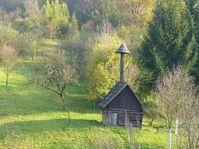 Glockenhäuschen in Nedašova Lhota (Foto: Aleš Naňák)