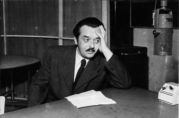 Emil František Burian, foto: APF ČRo
