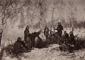 Чехословацкие легионы в России, фото: открытый источник