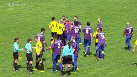 FK Loučeň - TJ Pátek (Foto: Tschechisches Fernsehen)