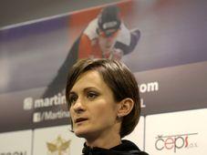 Martina Sáblíková (Foto: ČTK)