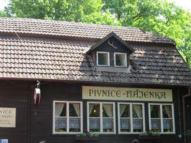 Restaurant Hájenka in Kersko (Foto: Martina Schneibergová)