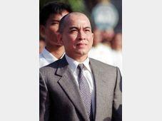 New king of Cambodia Norodom Sihamoni, photo: CTK