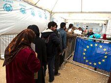 Migrantes sirios, foto: CC BY-NC-ND 2.0