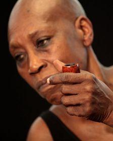 'Mon élue noire Sacre # 2' de Olivier Dubois, photo: Site officiel du festival Tanec Praha