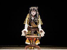 'Monsieur de Pourceaugnac', photo: Théâtre national