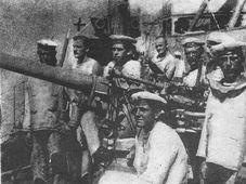 La revuelta naval en labase de Kotor
