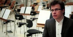 Jakub Hrůša, photo: archive of Czech Philharmonic