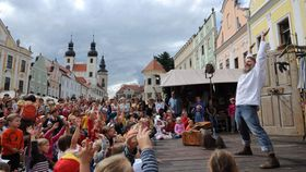 Festival 'Die Ferien in Telč' (Foto: Archiv des Festivals)