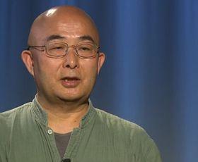 Liao Yiwu (Foto: ČT24)