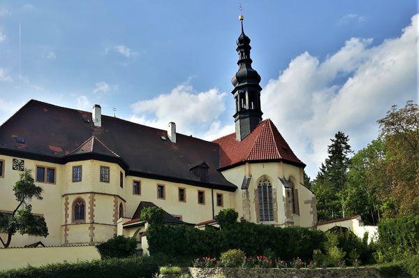 Ehemaliges Franziskanerkloster Kaaden (Foto: Maria Hammerich-Maier)