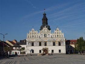 Rathaus in Stříbro (Foto: Archiv des Tschechischen Rundfunks - Radio Prag)