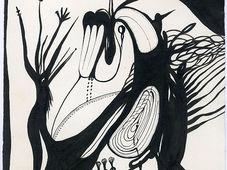 Alena Nádvorníková, 'Le solstice d'hiver', 1982