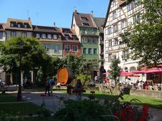 Strasbourg, photo: Jonathan M, CC BY-SA 3.0