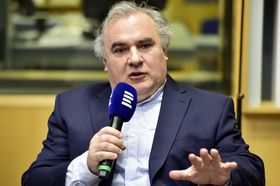 Miloš Bok, photo: CTK