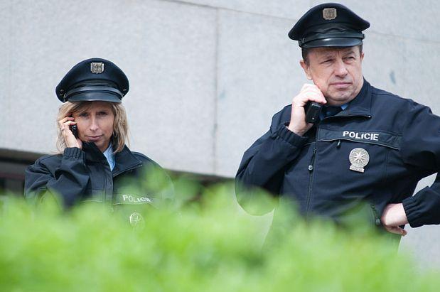 aufsruestung der polizei