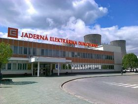 Dukovany nuclear power plant, photo: Michal Malý