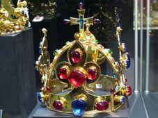 Výstava korunovačních klenotů v Ostravském muzeu, foto: Klára Stejskalová