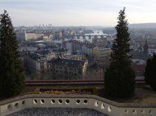 Výhled z Kramářovy vily na Prahu, foto: Ondřej Tomšů